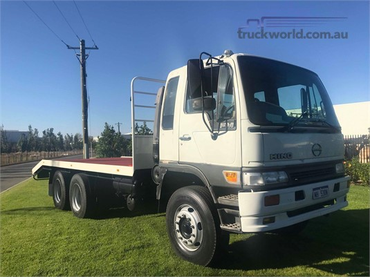 2002 Hino Ranger 14 FM Trucks for Sale