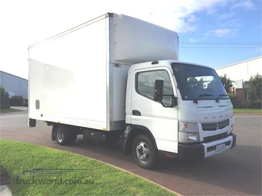 2013 Fuso Canter 515 MWB Trucks for Sale