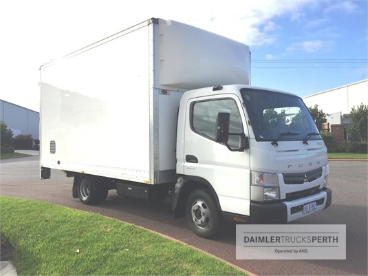 2013 Fuso Canter 515 MWB Daimler Trucks Perth - Trucks for Sale