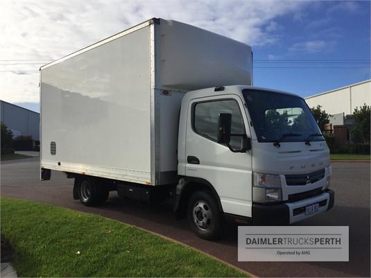 2013 Fuso Canter 515 Wide MWB Daimler Trucks Perth - Trucks for Sale