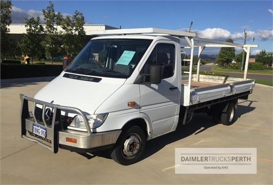 2004 Mercedes Benz Sprinter 413D Daimler Trucks Perth - Trucks for Sale