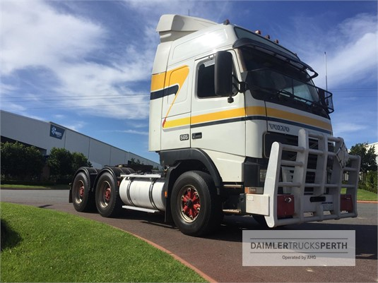 2001 Volvo FH16 Daimler Trucks Perth - Trucks for Sale
