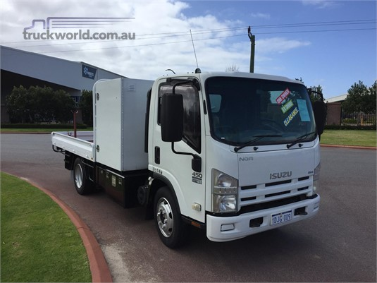 2010 Isuzu NQR 450 Trucks for Sale