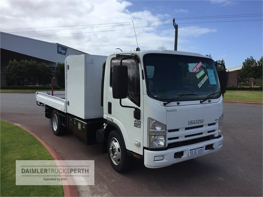 2010 Isuzu NQR 450 Daimler Trucks Perth - Trucks for Sale