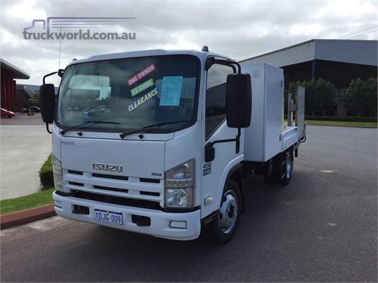 2010 Isuzu NQR 450 - Truckworld.com.au - Trucks for Sale