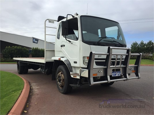 2009 Fuso Fighter FM600 Trucks for Sale