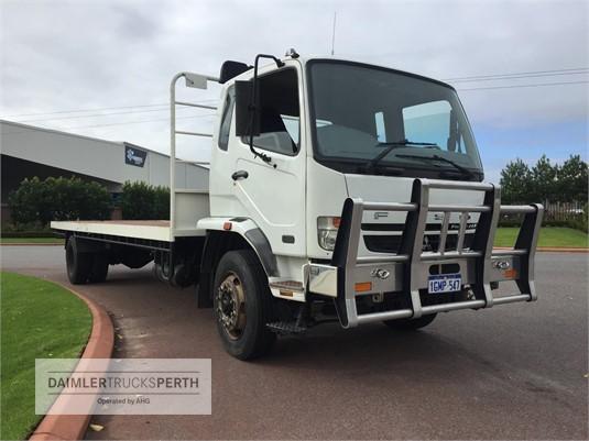 2009 Fuso Fighter FM600 Daimler Trucks Perth - Trucks for Sale