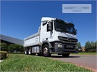 2012 Mercedes Benz Actros 2644 Tipper