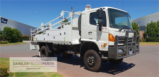 2012 Hino 500 Series 1322 GT Daimler Trucks Perth - Trucks for Sale