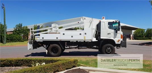 2012 Hino 500 Series 1322 GT Daimler Trucks Perth - Trucks for Sale