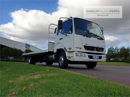 2012 Fuso Fighter 1024 FK Daimler Trucks Perth - Trucks for Sale