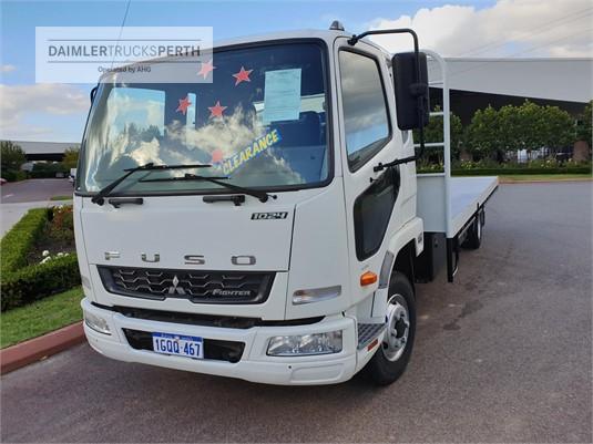 2012 Fuso Fighter 1024 FK Daimler Trucks Perth - Trucks for Sale