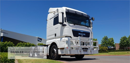 2012 MAN TGA 26.360 CC Daimler Trucks Perth - Trucks for Sale