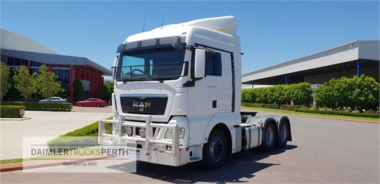 2012 MAN TGA 26.360 CC Daimler Trucks Perth - Trucks for Sale