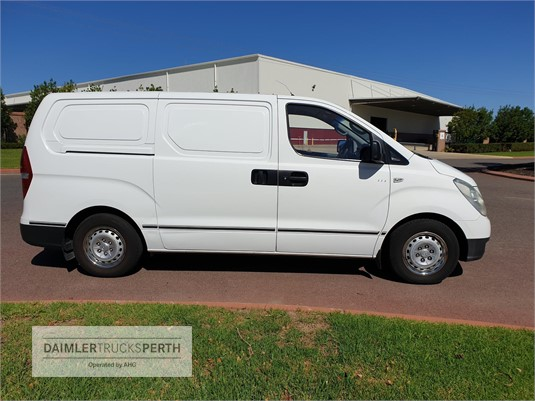 2008 Hyundai iLoad Tq V Daimler Trucks Perth - Light Commercial for Sale