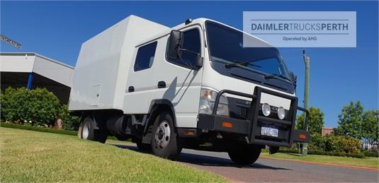 2006 Fuso Canter 815 Wide Daimler Trucks Perth - Trucks for Sale