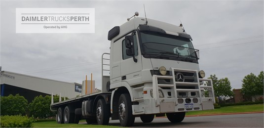 2011 Mercedes Benz 3260 Daimler Trucks Perth - Trucks for Sale