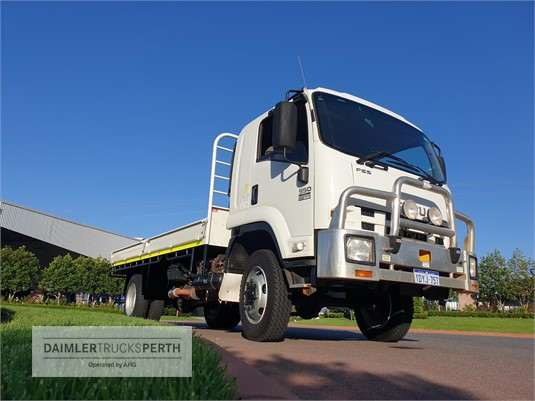 2011 Isuzu other Daimler Trucks Perth - Trucks for Sale