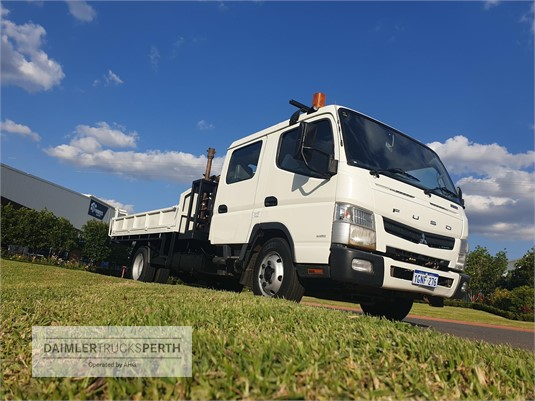 2011 Fuso other Daimler Trucks Perth - Trucks for Sale