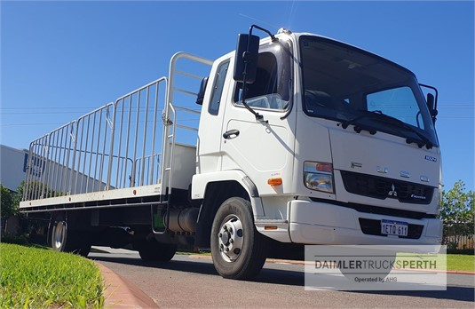 2015 Fuso other Daimler Trucks Perth - Trucks for Sale