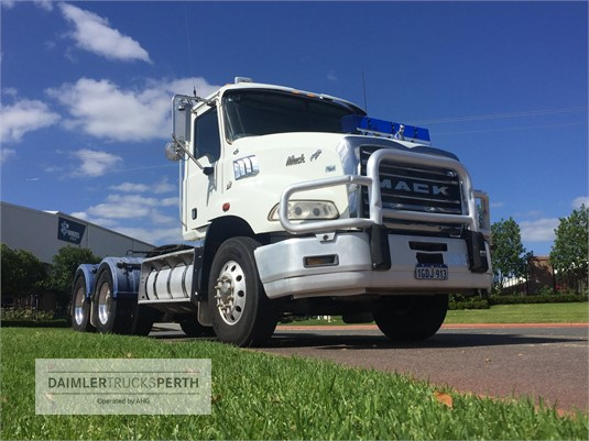 2009 Mack other Daimler Trucks Perth - Trucks for Sale
