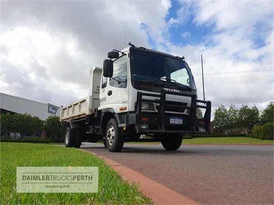 2007 Isuzu other Daimler Trucks Perth - Trucks for Sale