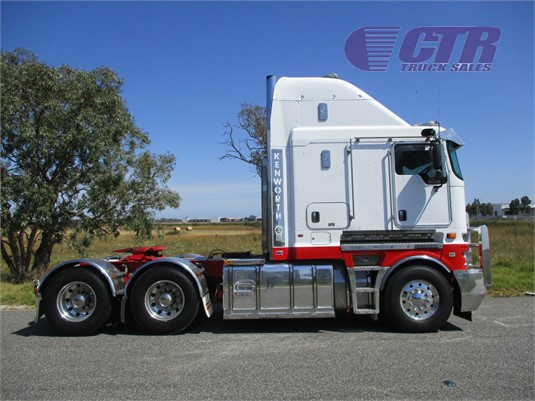 2013 Kenworth K200 CTR Truck Sales - Trucks for Sale