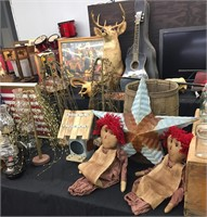 Collectibles, Furniture, and Jewelry