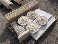 Cast Stone Items
