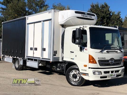 2012 Hino 500 Series 1426 FE National Truck Wholesalers Pty Ltd - Trucks for Sale