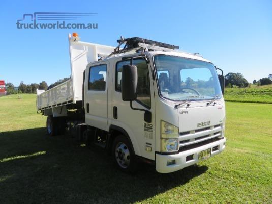 2012 Isuzu NPR 300 Dual Cab - Trucks for Sale