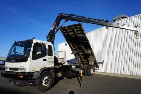 1998 Isuzu FVR 950 Trucks for Sale