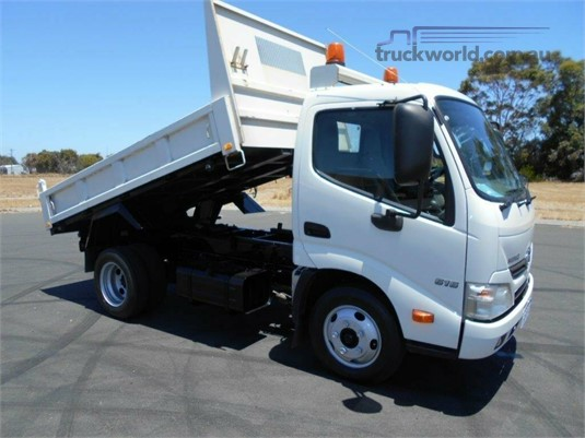 2013 Hino 300 Series 616 IFS Trucks for Sale
