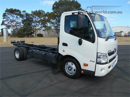 2015 Hino 300 Series 616 Auto Trucks for Sale