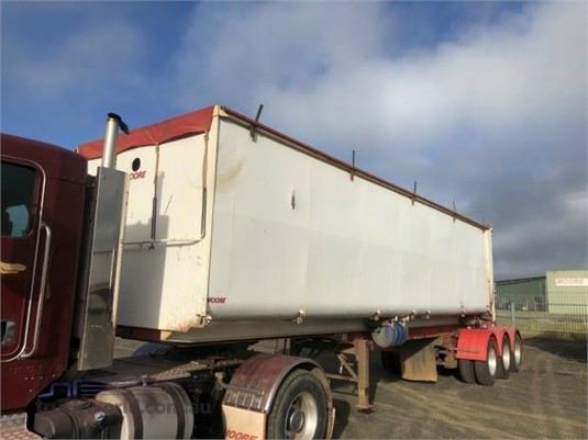 2008 Moore Tipper Trailer Trailers for Sale