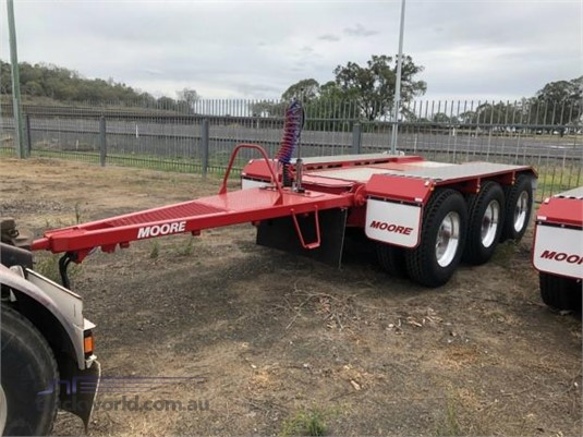 2019 Moore Dolly Trailers for Sale