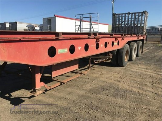 1987 Ophee Convertible Trailer - Truckworld.com.au - Trailers for Sale