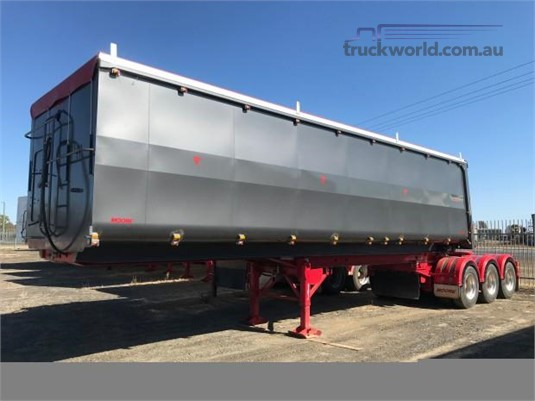 2017 Moore Tipper Trailer Trailers for Sale