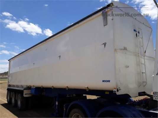 2016 Moore Tipper Trailer Trailers for Sale