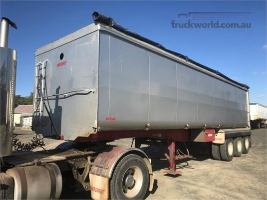 2010 Moore Tipper Trailer Trailers for Sale