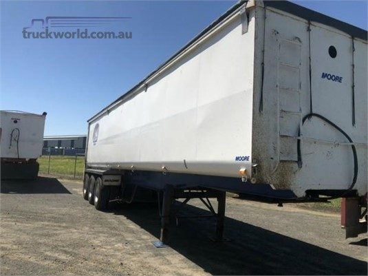 2005 Moore Tipper Trailer Trailers for Sale