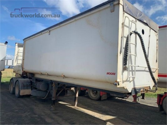 2006 Moore Tipper Trailer - Trailers for Sale