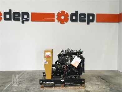 OLYMPIAN Generators Power Systems For Sale - 99 Listings