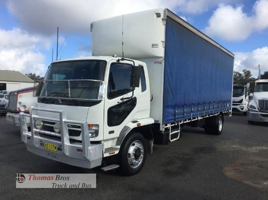 2009 Fuso FM600 Thomas Bros Truck & Bus  - Trucks for Sale