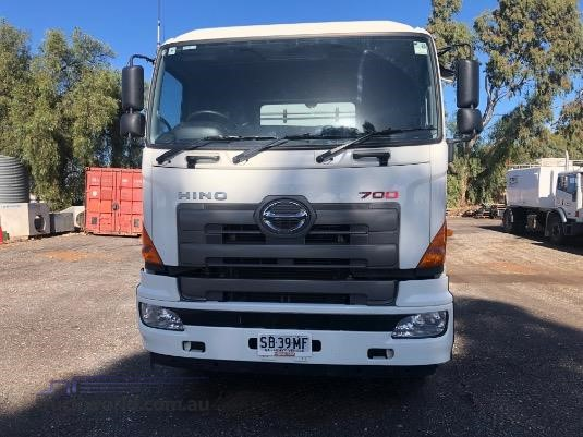 2016 Hino 700 Series 2844 FS Adelaide Truck Sales - Trucks for Sale