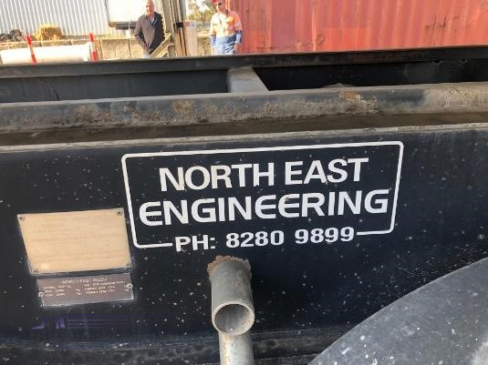 2008 North East Isuzu other Adelaide Truck Sales - Trailers for Sale