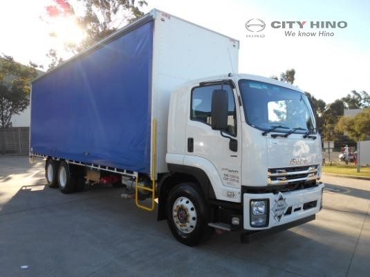2016 Isuzu FVL 240 300 AUTO LWB City Hino - Trucks for Sale