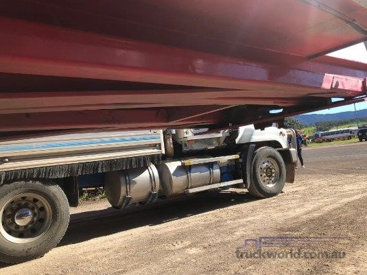 2005 Hamelex White Triaxle Semi Tipper Hills Truck Sales - Trailers for Sale