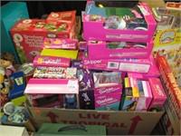 Dolls, Toys & Comic Books 1/22
