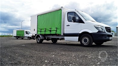 Used Curtain Side Vans for sale in the United Kingdom - 21 Listings